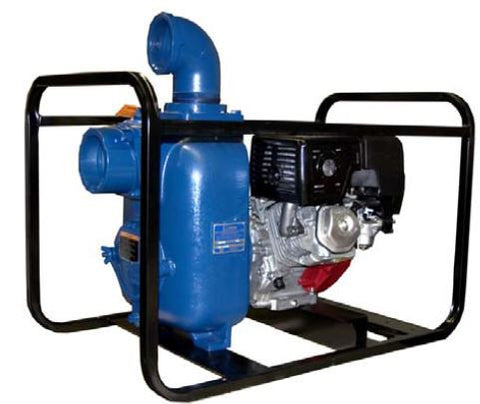 "4"" Self Priming Gasoline Centrifugal Pump (14D1-GX390)"