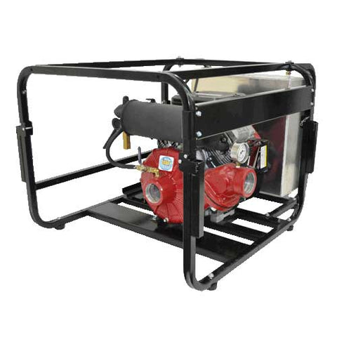 "2-1/2"" 13 HP High Pressure Diesel Driven Fire Pump"
