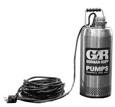"2"" 1HP Submersible Pump by Gorman-Rupp"