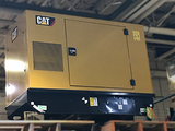 8 kW Diesel Generator with Perkins 403D Engine with Enclsoure
