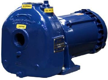 "1-1/2"" - 1 HP Explosion Proof Motor Driven Pump (81 1/2D3-X1)"