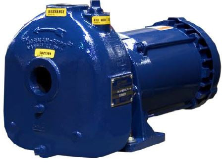 "1-1/2"" - 3/4 HP Motor Driven Explosion Proof Pump (81 1/2D3-X.75)"