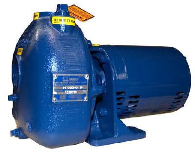 "1-1/2"" - 1-1/2 HP Explosion Proof Motor Driven Pump (81 1/2E3-X1.5)"