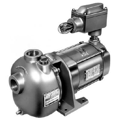 "1-1/4"" - 1/2 HP Explosion Proof Motor Driven Pump (81 1/4A3-X.50)"