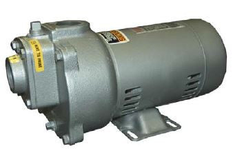 "1-1/4"" - 1/3 HP Self-Priming Centrifugal Pump (81 1/4B3-E.33 1P)"