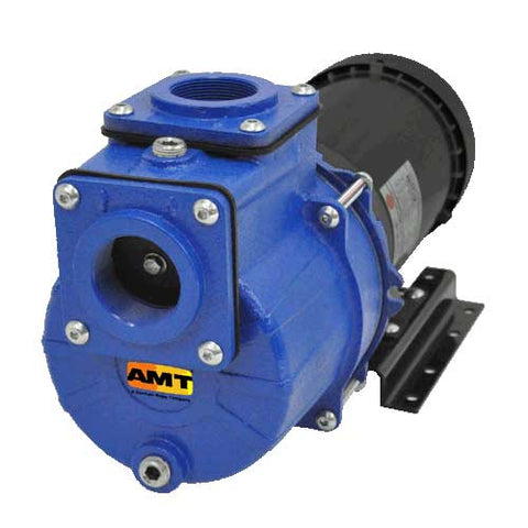 "1-1/4"" Cast Iron Chemical Pump"
