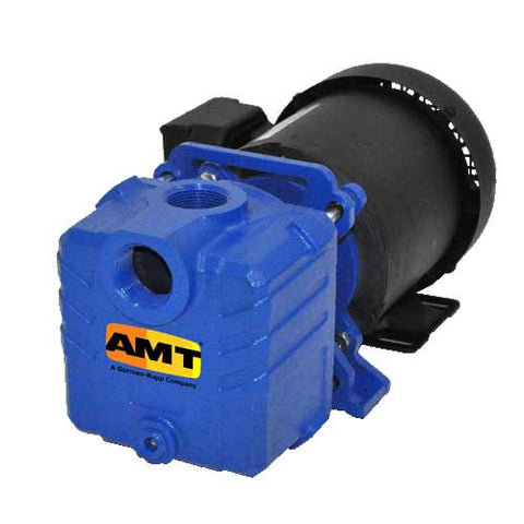 "1-1/4"" Cast Iron Self-Priming Centrifugal Pump"