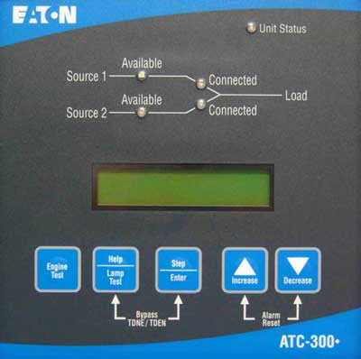 CAT 200A Automatic Transfer Switch (ATC3C2X20200WSU)