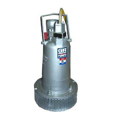 3 5 hp electric motor submersible pump s3a1 toromont for 1 4 hp ac motor