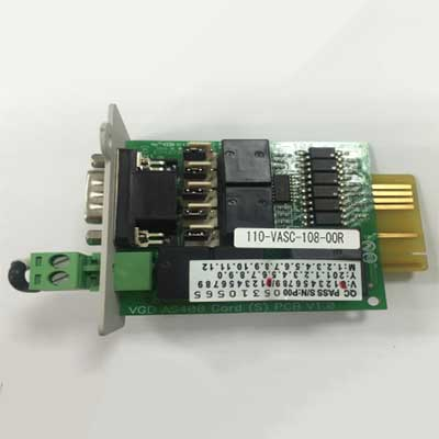 Toshiba Internal Remote Contact (Dry Contact) Card
