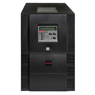 Single phase Toshiba UPS