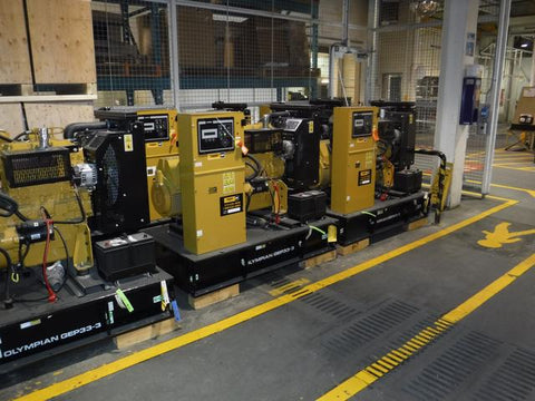 26 kW Diesel Generator with Perkins Engine