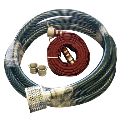 "2"" Pump Suction Hose & Discharge Kit"