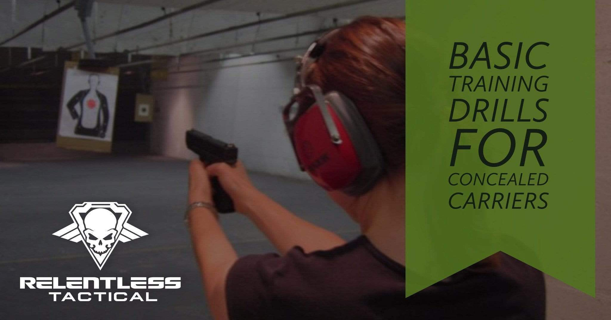 Basic Training Drills for Concealed Carriers