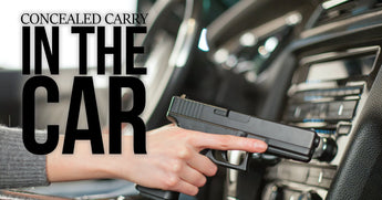 Concealed Carrying in the Car