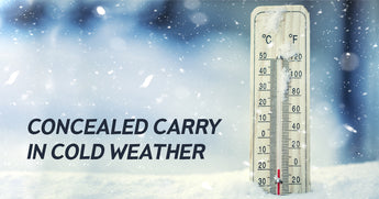 Concealed Carry in Cold Weather