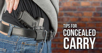 Tips For Concealed Carry