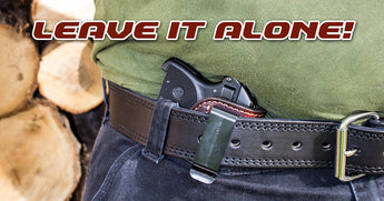 Concealed Carry Mistake: Don't Adjust Your Gun