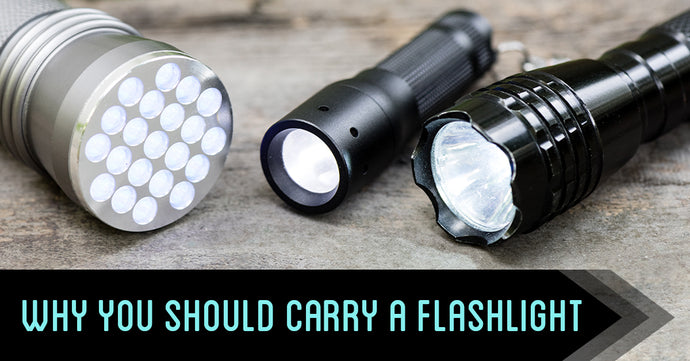 Why You Should Carry An EDC Flashlight