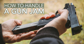 How To Handle A Gun Jam