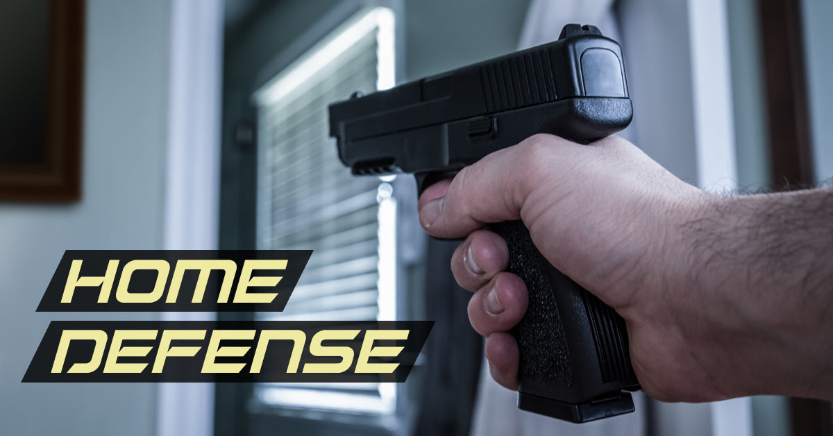 Tips For Self-Defense in the Home