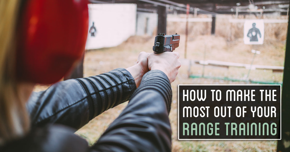 How To Make The Most Out Of Your Range Training