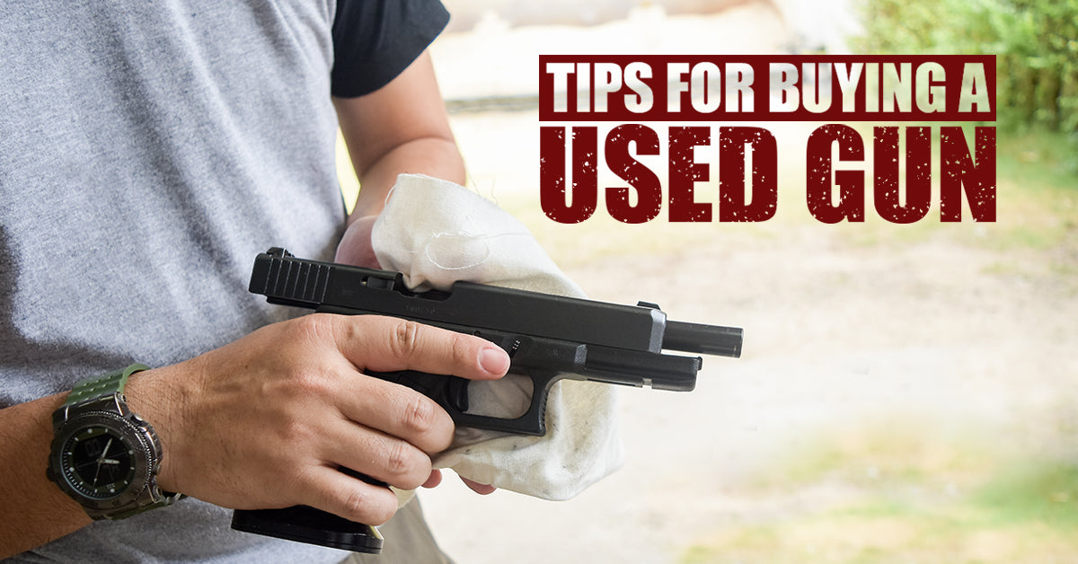 Top 8 Things To Consider When Buying A Used Gun