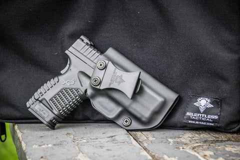Leather vs  Kydex Holsters for Concealed Carry