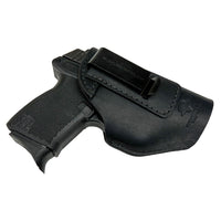 Load image into Gallery viewer, The Defender Leather IWB Holster - Fits All 1911 Style Handguns - Lifetime Warranty - Made in USA