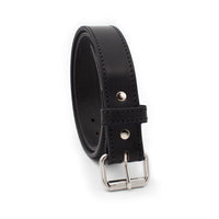 Load image into Gallery viewer, The Ultimate Concealed Carry CCW Leather Gun Belt - Made in USA - Lifetime Warranty - Black
