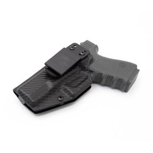 Stealth Mode Glock 19/23/32 Kydex Inside the Waistband Holster - Custom Molded For G19/23/32