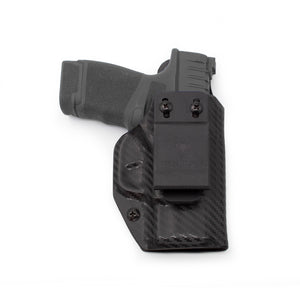 Stealth Mode Springfield Hellcat Kydex Inside the Waistband Holster - Custom Molded to Fit Hellcat