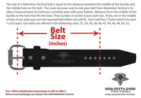 Load image into Gallery viewer, Relentless Tactical Belts CLEARANCE!! Ultimate Concealed Carry CCW Gun Belt - Lightly Scratched Or Scuffed