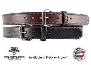 Relentless Tactical Belts CLEARANCE!! Ultimate Concealed Carry CCW Gun Belt - Lightly Scratched Or Scuffed