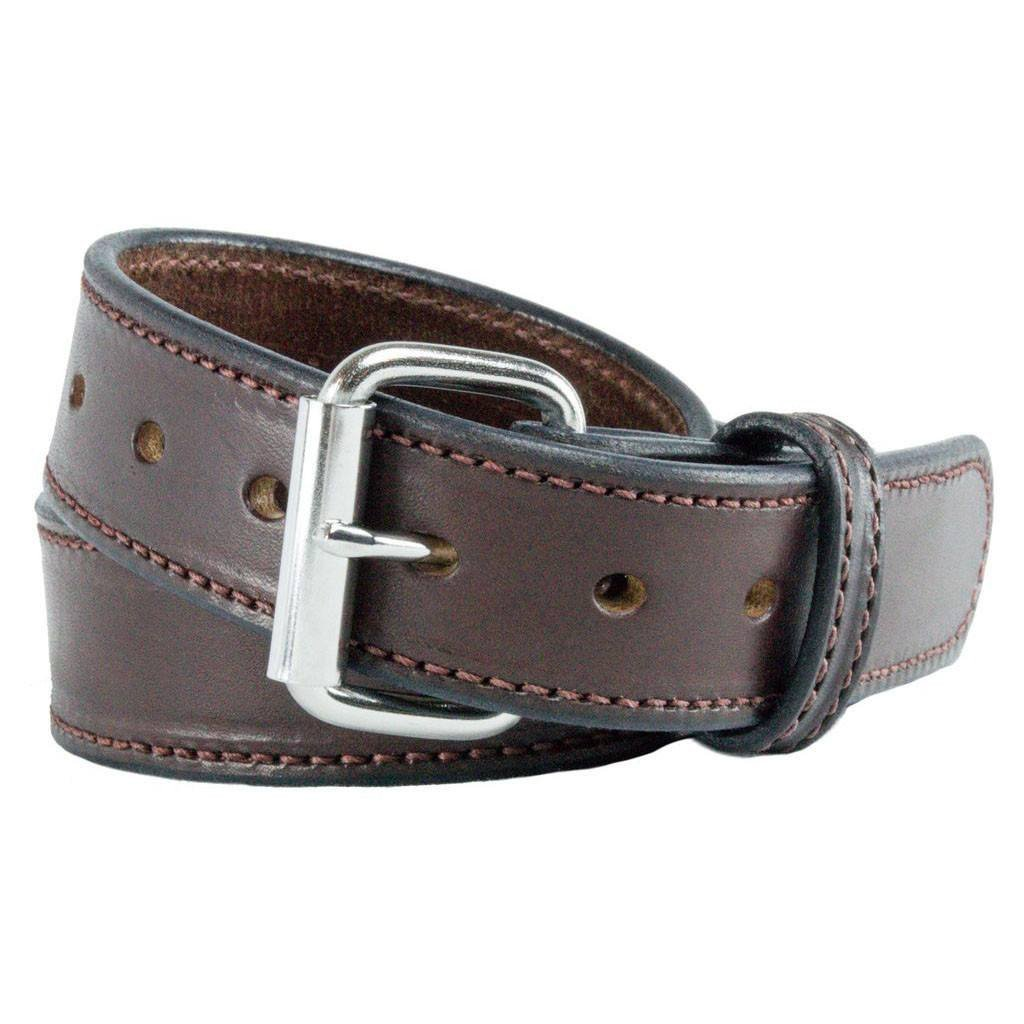 Relentless Tactical Belts CLEARANCE!! Ultimate Concealed Carry CCW Gun Belt - Lightly Scratched Or Scuffed 32 / Brown