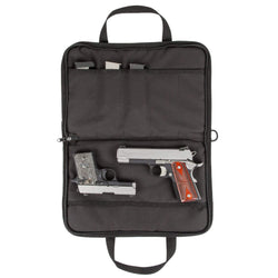 Deluxe Range Case Large Pistol Case - Handmade in the USA! Tactical Accessories
