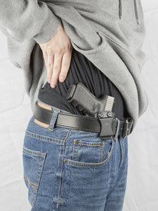 Relentless Tactical Holsters Stealth Mode Glock 17/22/31 Kydex Inside the Waistband Holster - Custom Molded For G17/22/31