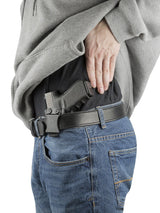 Relentless Tactical Holsters Stealth Mode Glock 19/23/32 Kydex Inside the Waistband Holster - Custom Molded For G19/23/32