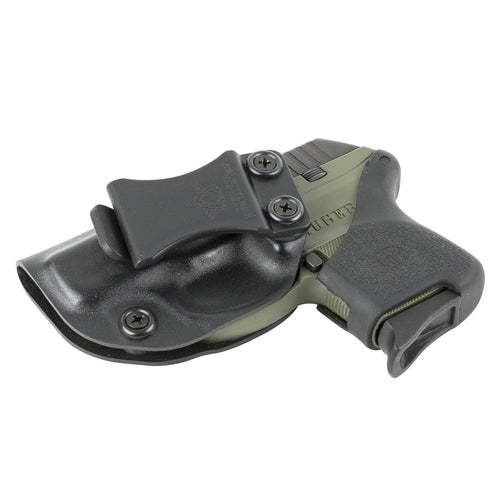 Relentless Tactical Holsters Stealth Mode Ruger LCP Kydex Inside the Waistband Holster - Custom Molded to Fit Ruger LCP Left