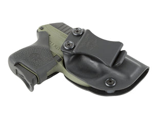 Relentless Tactical Holsters Stealth Mode Ruger LCP Kydex Inside the Waistband Holster - Custom Molded to Fit Ruger LCP Right