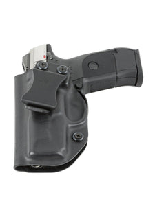 Relentless Tactical Holsters Stealth Mode Ruger SR9c Kydex Inside the Waistband Holster - Custom Molded to fit Ruger SR9c