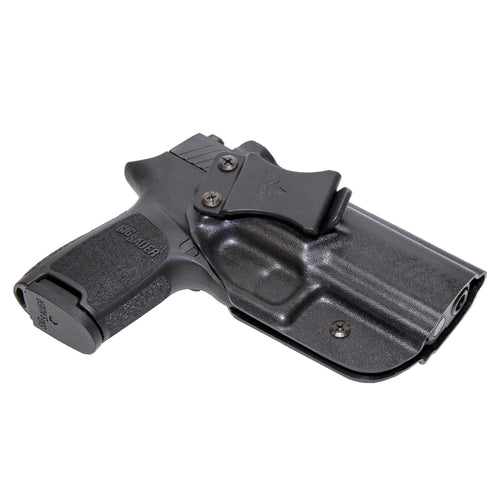 Relentless Tactical Holsters Stealth Mode Sig Sauer P320 Compact Kydex Inside the Waistband Holster - Custom Molded For Sig P320C Right