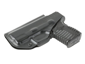 "Relentless Tactical Holsters Stealth Mode Springfield XDs 3.3"" Kydex Inside the Waistband Holster - Custom Molded to Fit XDs"