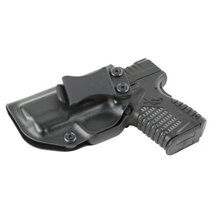 "Relentless Tactical Holsters Stealth Mode Springfield XDs 3.3"" Kydex Inside the Waistband Holster - Custom Molded to Fit XDs Left"