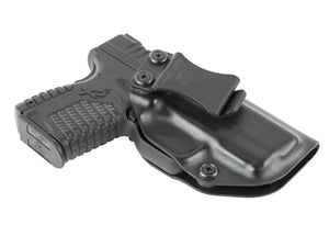 "Relentless Tactical Holsters Stealth Mode Springfield XDs 3.3"" Kydex Inside the Waistband Holster - Custom Molded to Fit XDs Right"