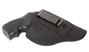 Relentless Tactical Holsters The Ultimate Suede Leather IWB Holster - J Frame / 38 Special - Lifetime Warranty - Made in USA Inside the Waistband - Right Handed
