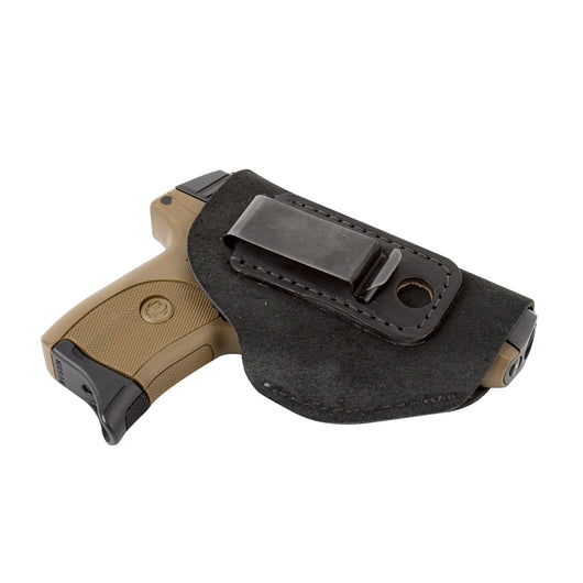 Relentless Tactical Holsters The Ultimate Suede Leather IWB Holster - LC9/Kahr CM9 - Lifetime Warranty - Made in USA Inside the Waistband - Right Handed