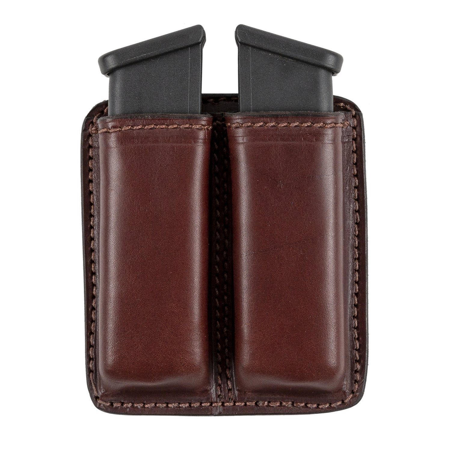 Leather Dual Magazine Holster