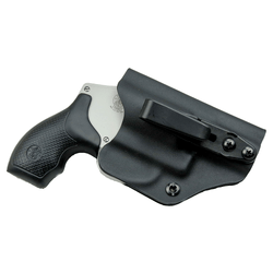 Stealth Mode S&W J Frame Model 442/642 Kydex Inside the Waistband Holster - Custom Molded Holsters Ambidextrous