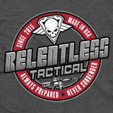 Relentless Tactical Tactical Accessories Relentless Tactical Emblem Shirt